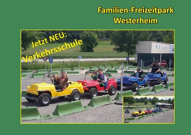 Verkehrsschule-Familienpark-Westerheim