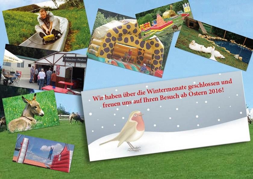 Sommerrodelbahn Westerheim