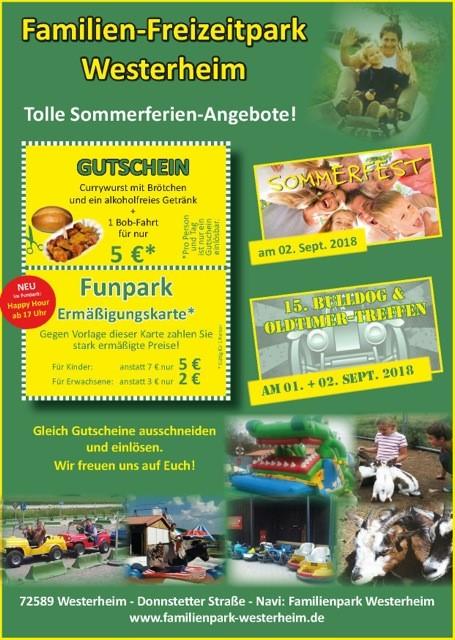 Familien-Freizeitpark Westerheim