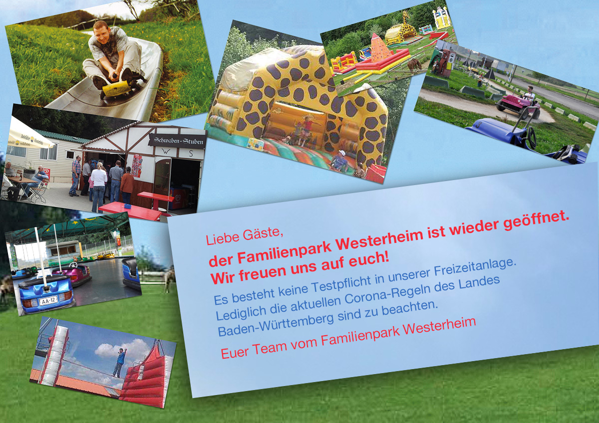 Familienpark Westerheim